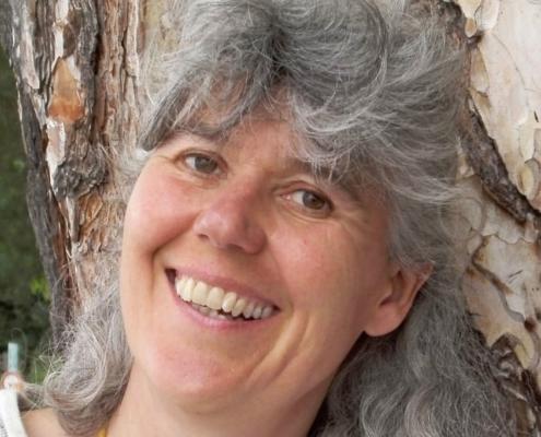 """Marianne Wiendl, Leiterin der Sehschule """"Sehakademie Starnberg"""""""