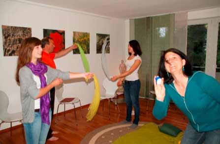 Sehtraining und Augentraining: Seherlebnistag in der Sehakademie Starnberg